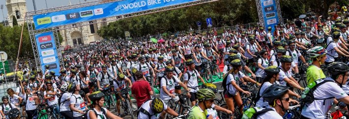 EMEL apoia o World Bike Tour